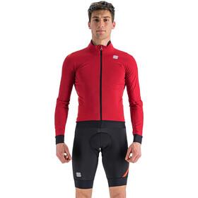 Sportful Fiandre Pro Giacca Uomo, rosso
